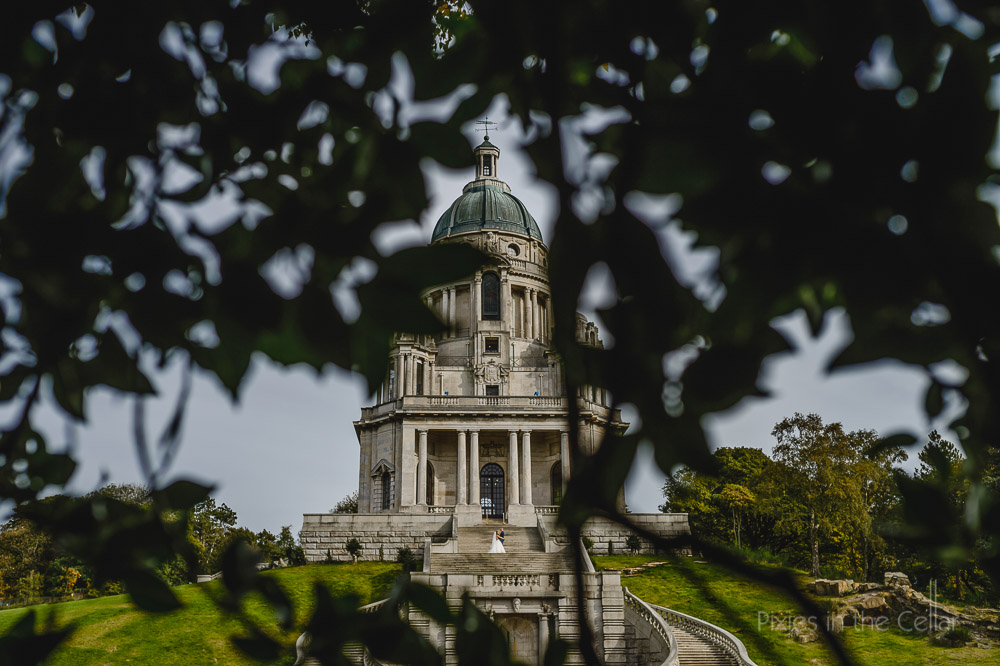 Lancaster wedding photography ashton memorial