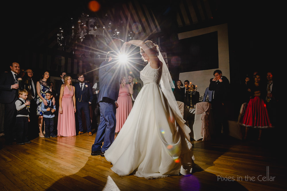 Weddng first dance lancashire