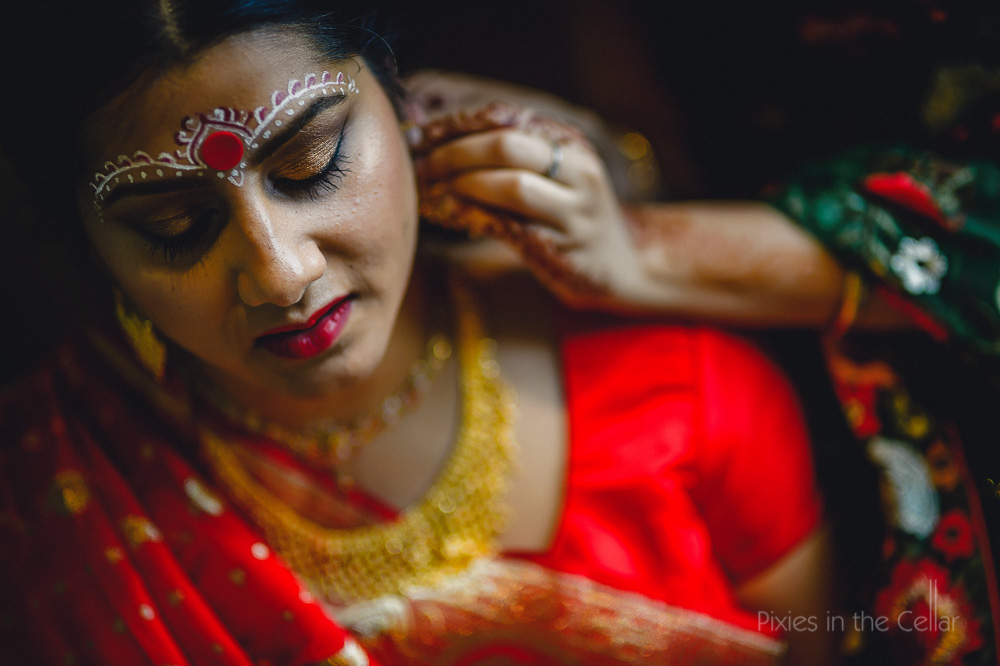Hindu wedding photography Manchester