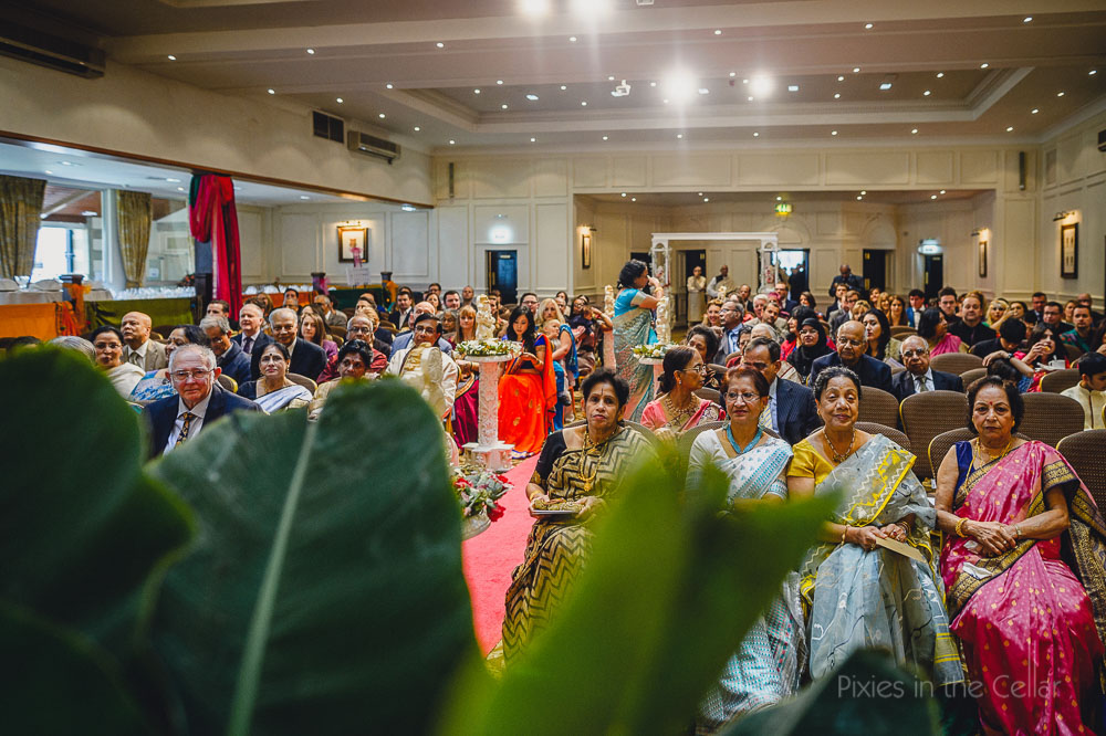 mercure dukenhalgh asian wedding