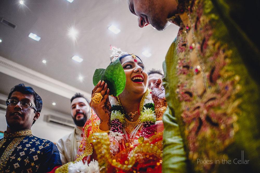 asian bride manchester wedding