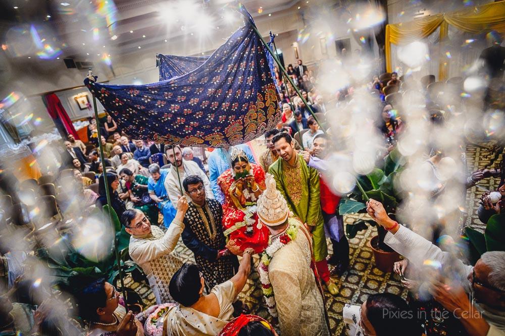 asian wedding ceremony lancashire