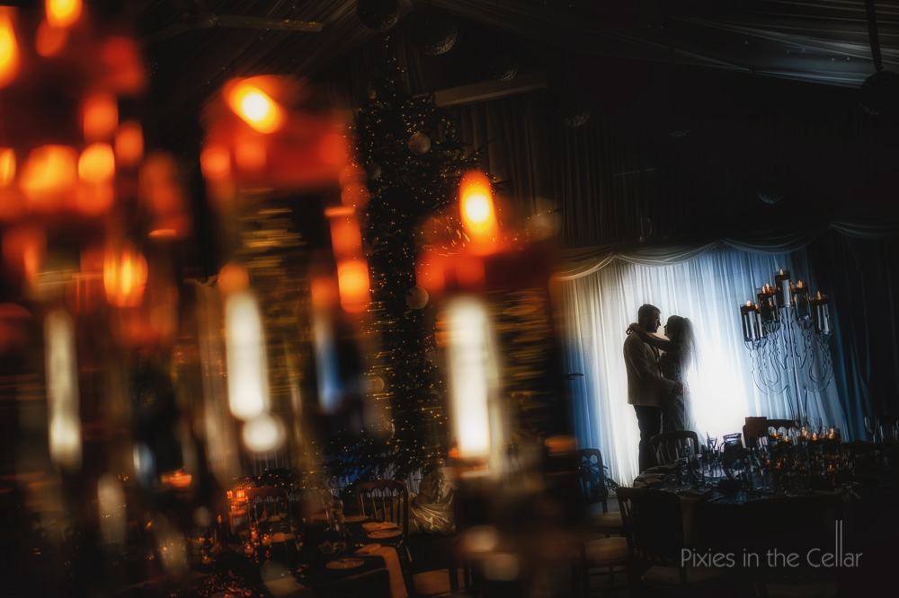 winter wedding photography staffordshire