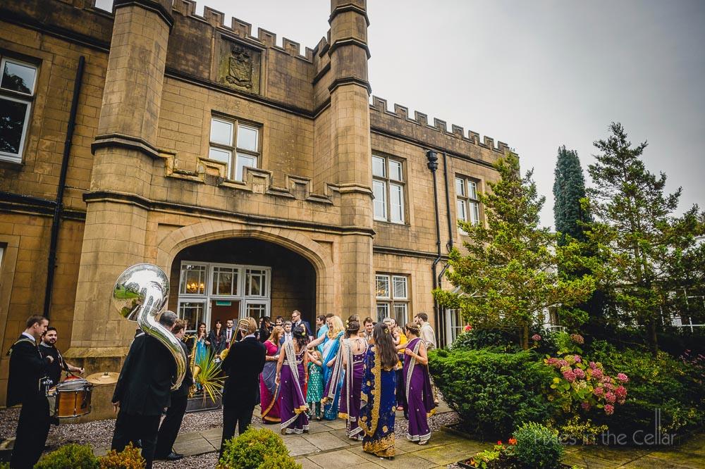 mercure dukenhalgh wedding