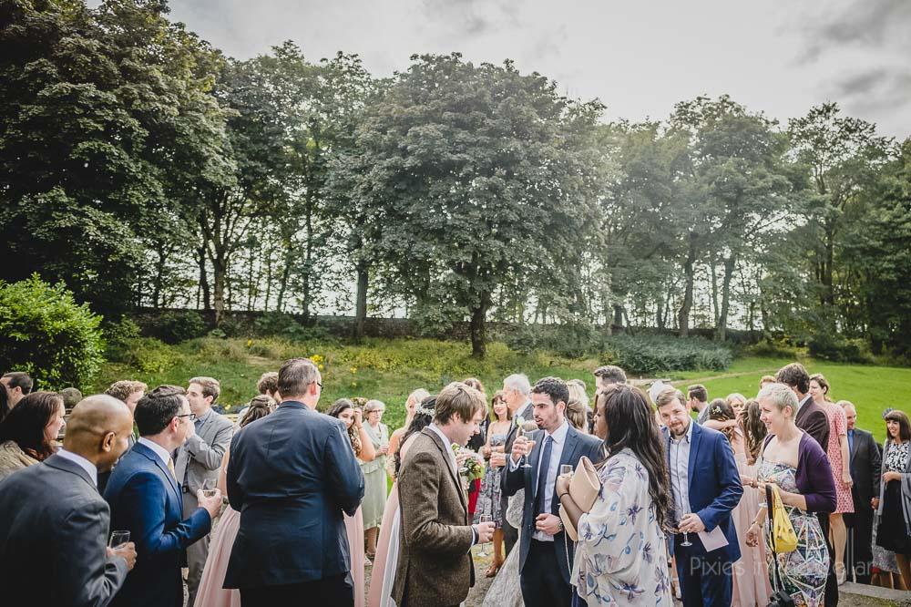 wedding reception hargate hall buxton