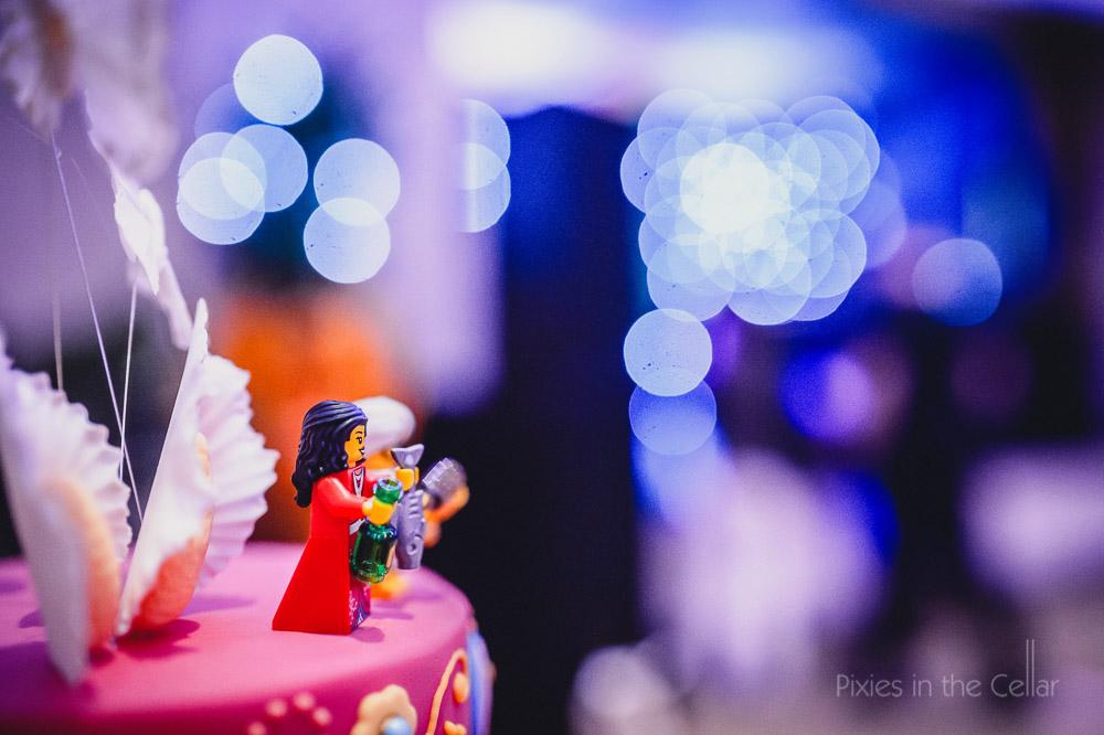 lego wedding cake toppers