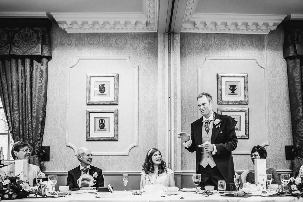 top table wedding speeches