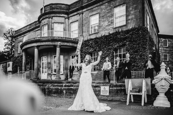 wood hall hotel wedding photography cricket