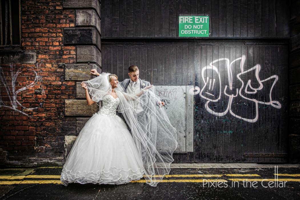 city centre wedding