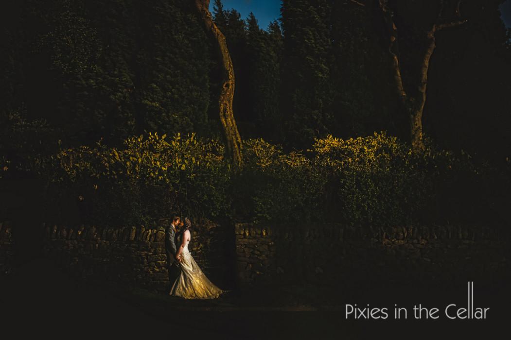 moody yorkshire wedding photography