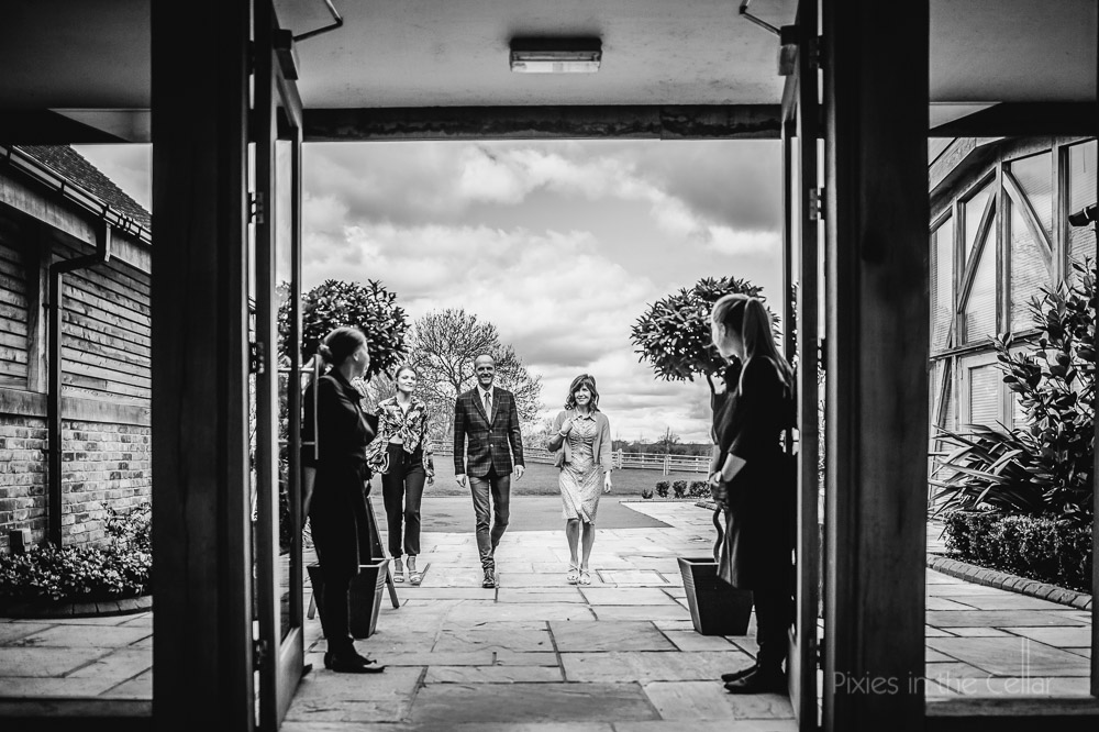 documentary natural wedding photography