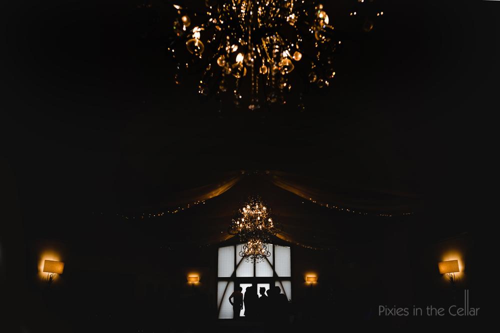 modern barn wedding photography