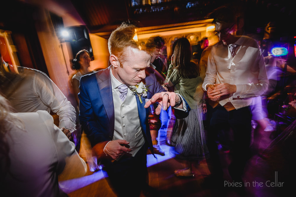 wedding disco moves
