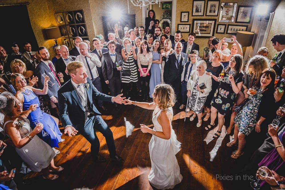 didsbury house wedding dancing