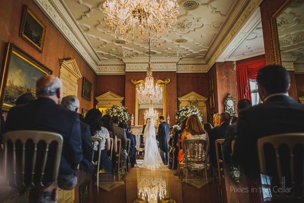 Capesthorne Hall Wedding Photographers Cheshire