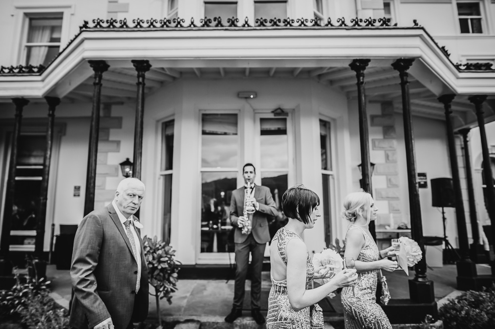 Lake district Belsfield Hotel wedding photography