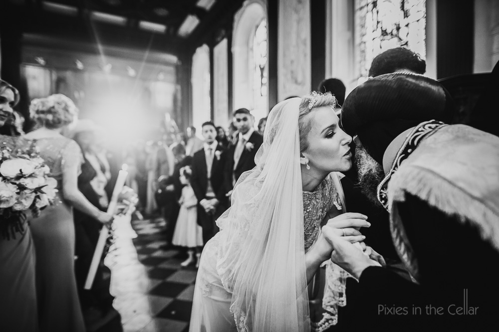 Egyptian Orthodox wedding