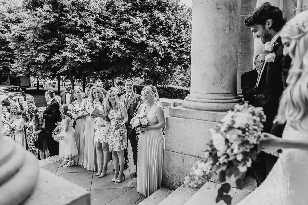 Ashton memorial wedding photographers