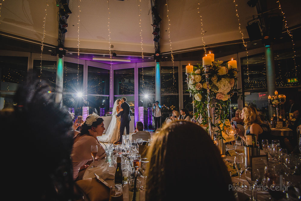 Compass room first dance Salford