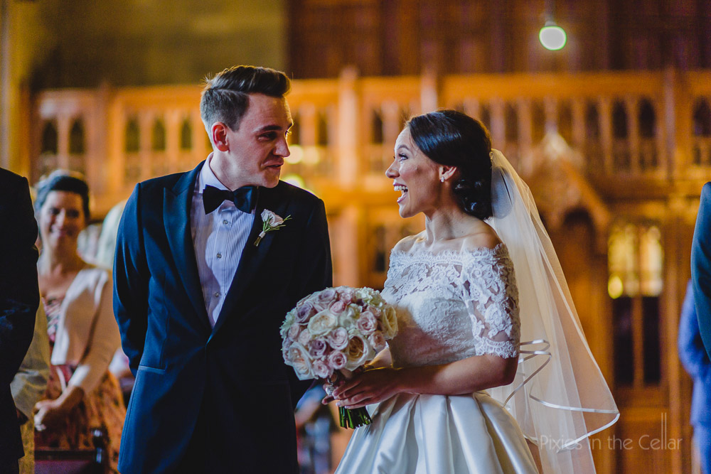 manchester town hall wedding ceremony photography