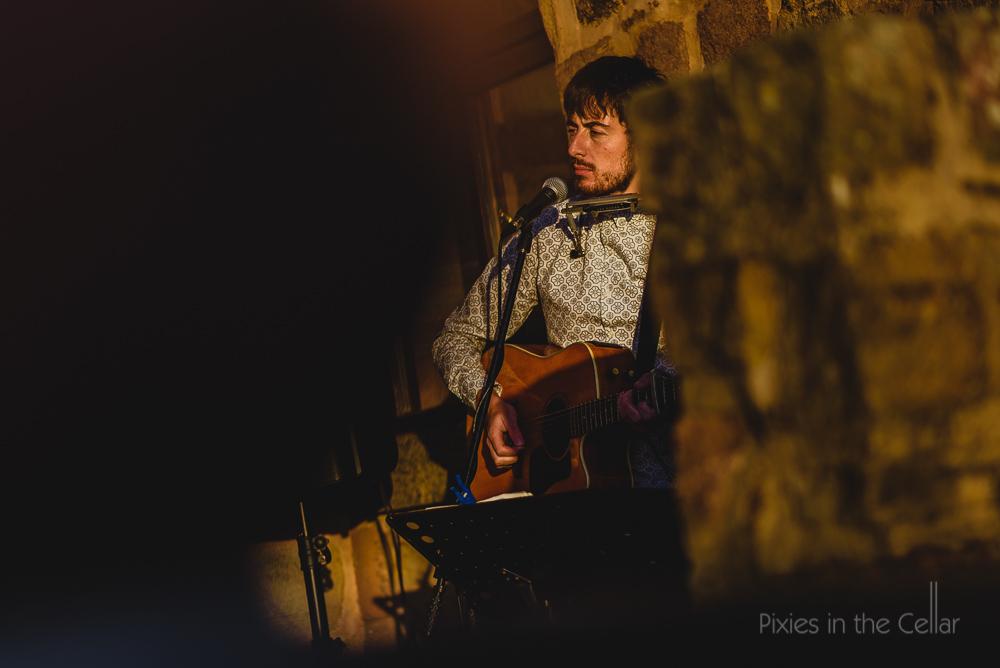 Michael Mulholland acoustic guitarist singer