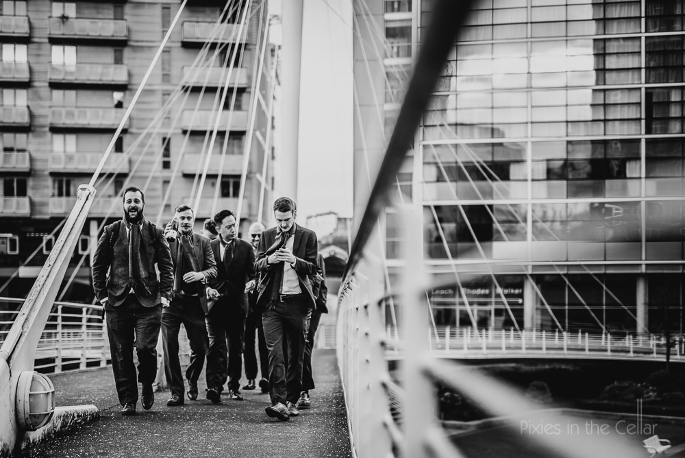 Manchester natural wedding photography