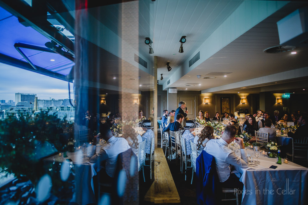 wedding speeches and reflections