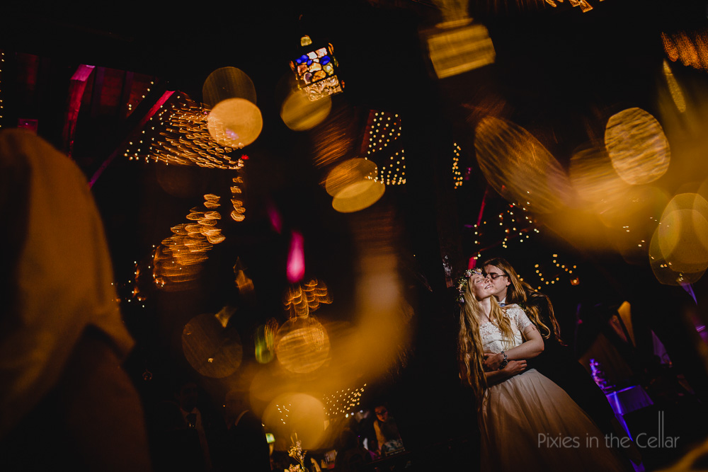 Rivington Hall Barn Wedding photographers