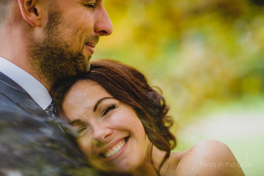 happy wedding contentment