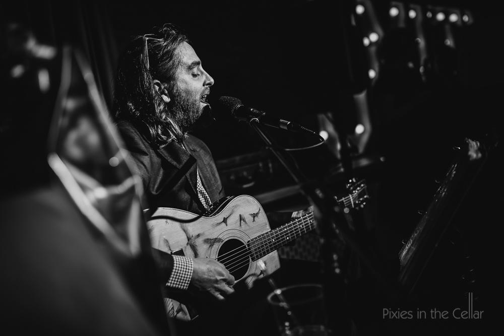 Manchester acoustic guitarist