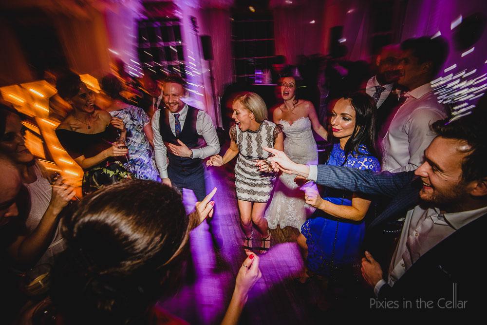 dance floor action wedding grooves