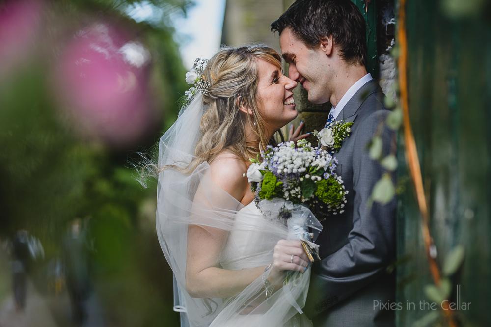 wedding smiles rustic wedding