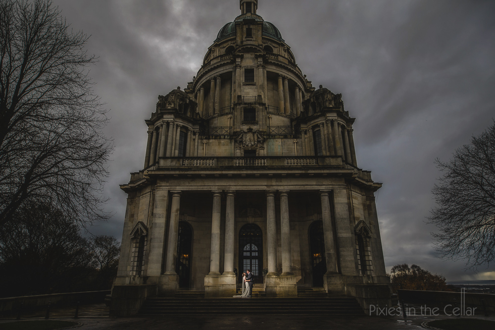 Lancaster UK elopement photography