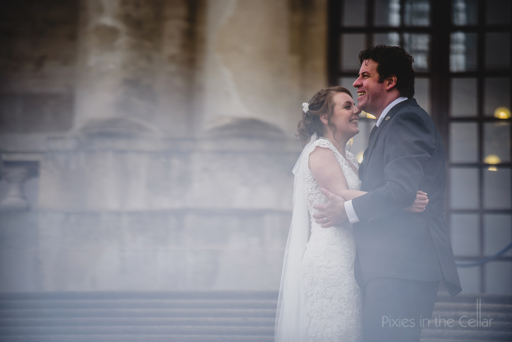 bride groom UK wedding