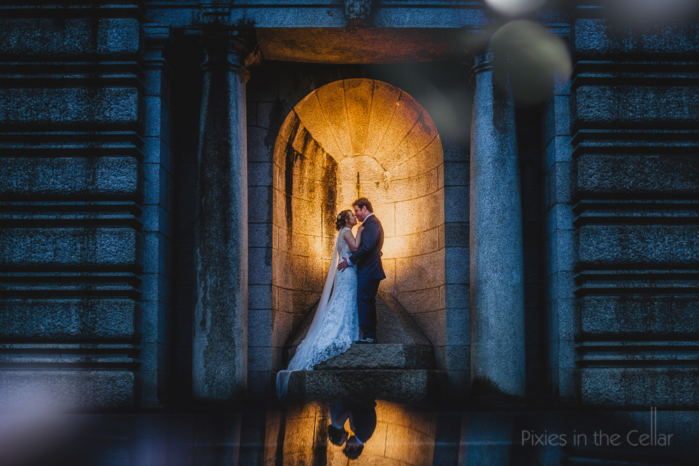 creative elopement photography england
