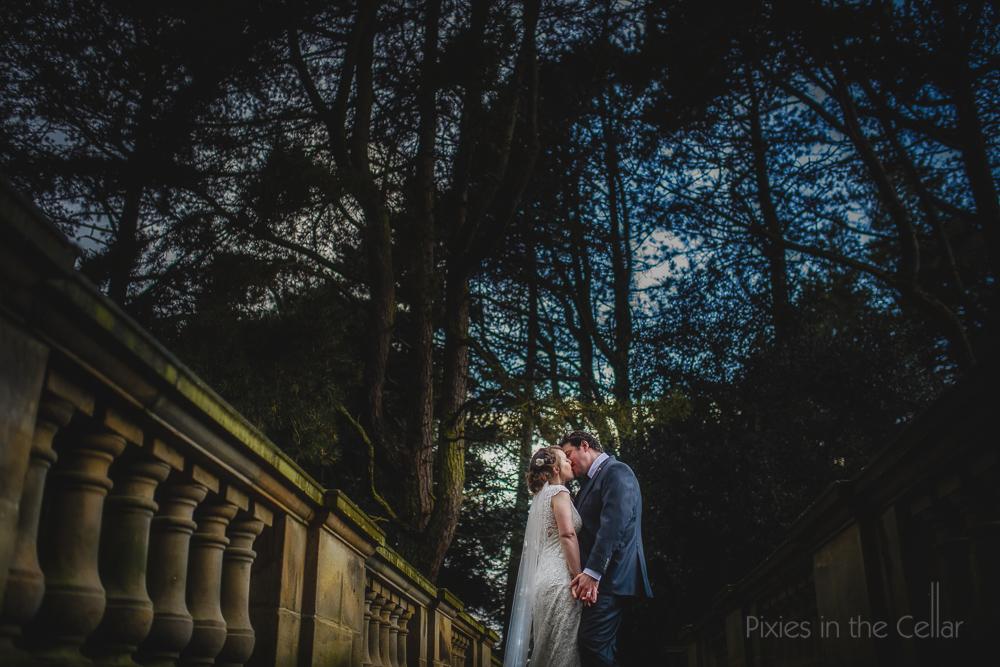 winter wedding photography UK