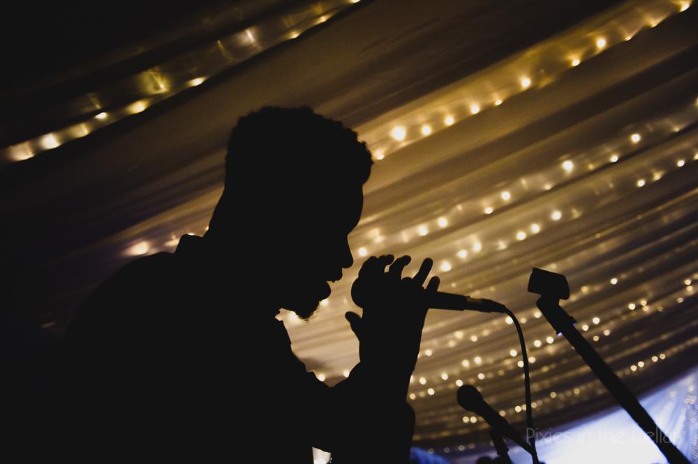 wedding singer silhouette