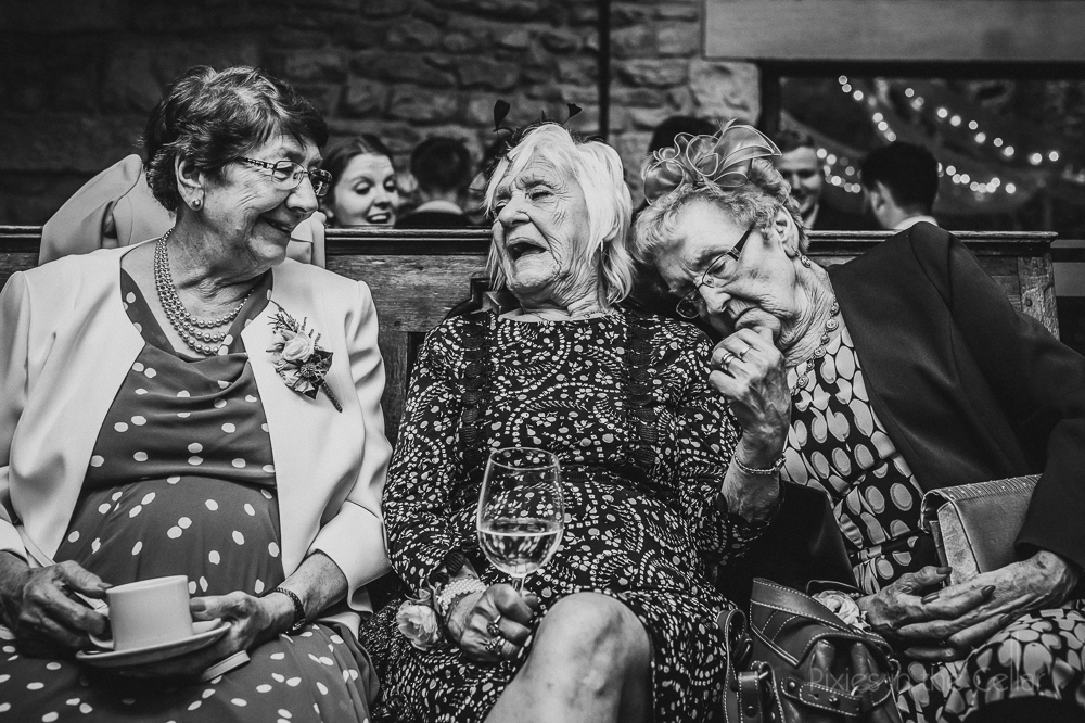 best documentary wedding photography grannies
