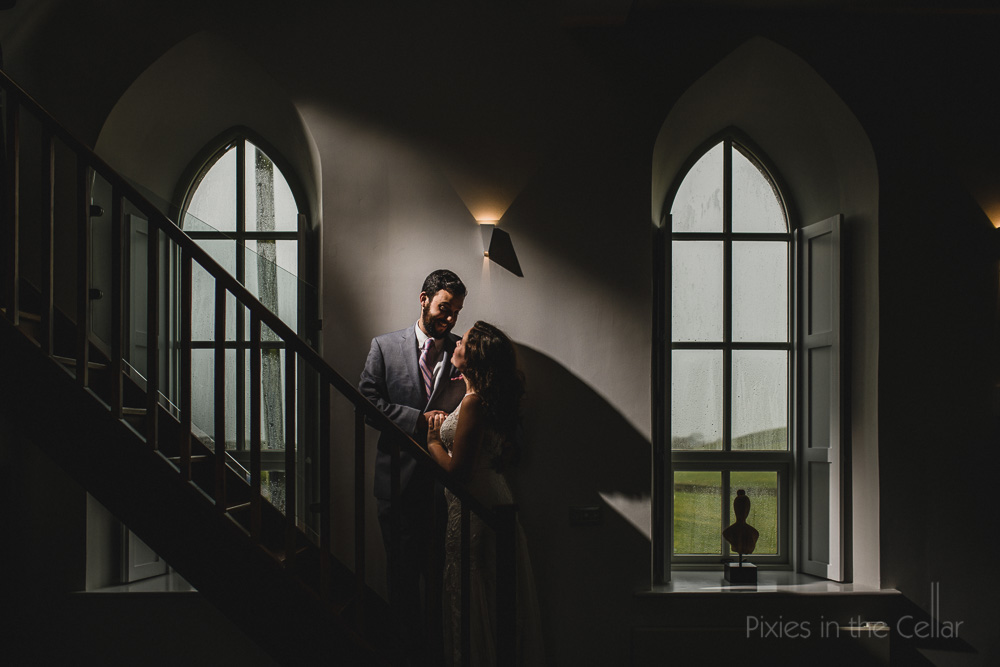 Chapel on the Hill wedding UK elopement