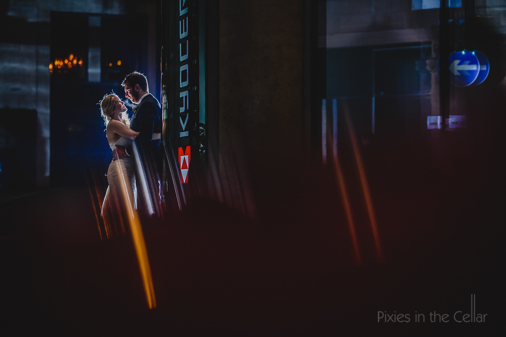 city lights best creative wedding photographers uk