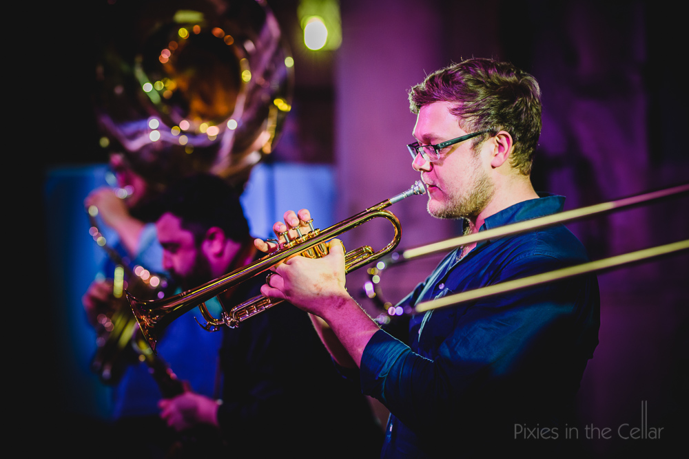 brass bands at weddings 2018 trends