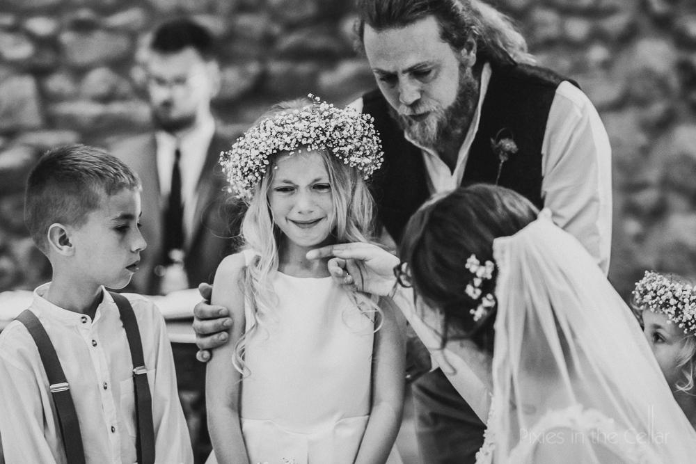 family wedding photography emotional moments