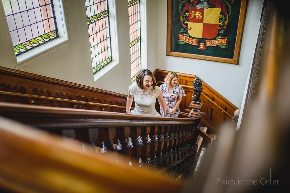 Altrincham town hall wedding photography