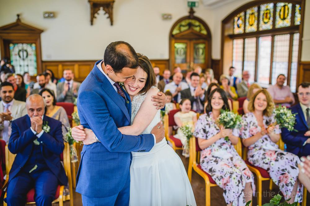 town hall wedding Cheshire photographers