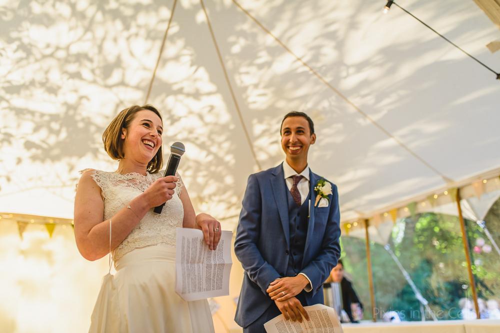altrincham wedding photography marquee speeches