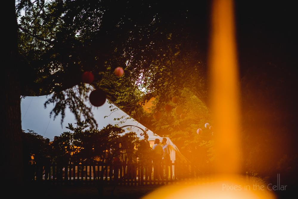 English garden party wedding Cheshire