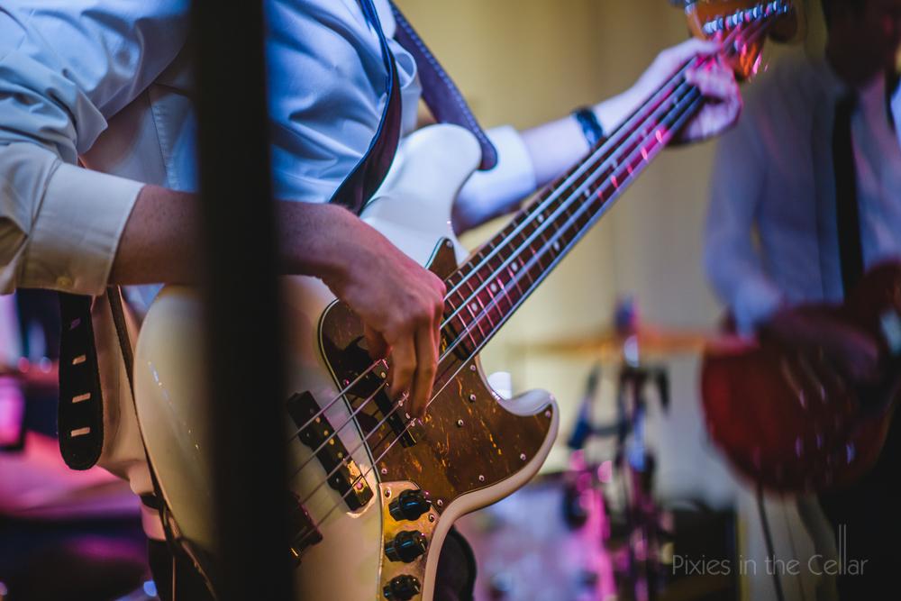 wedding band electric guitar