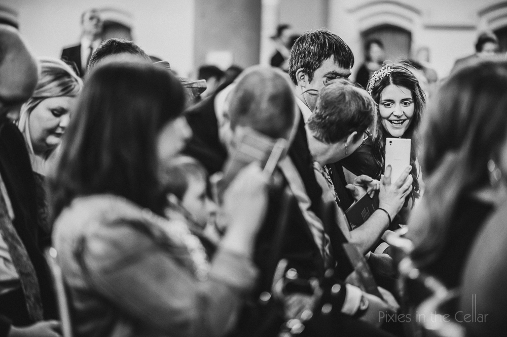 Manchester documentary wedding photography