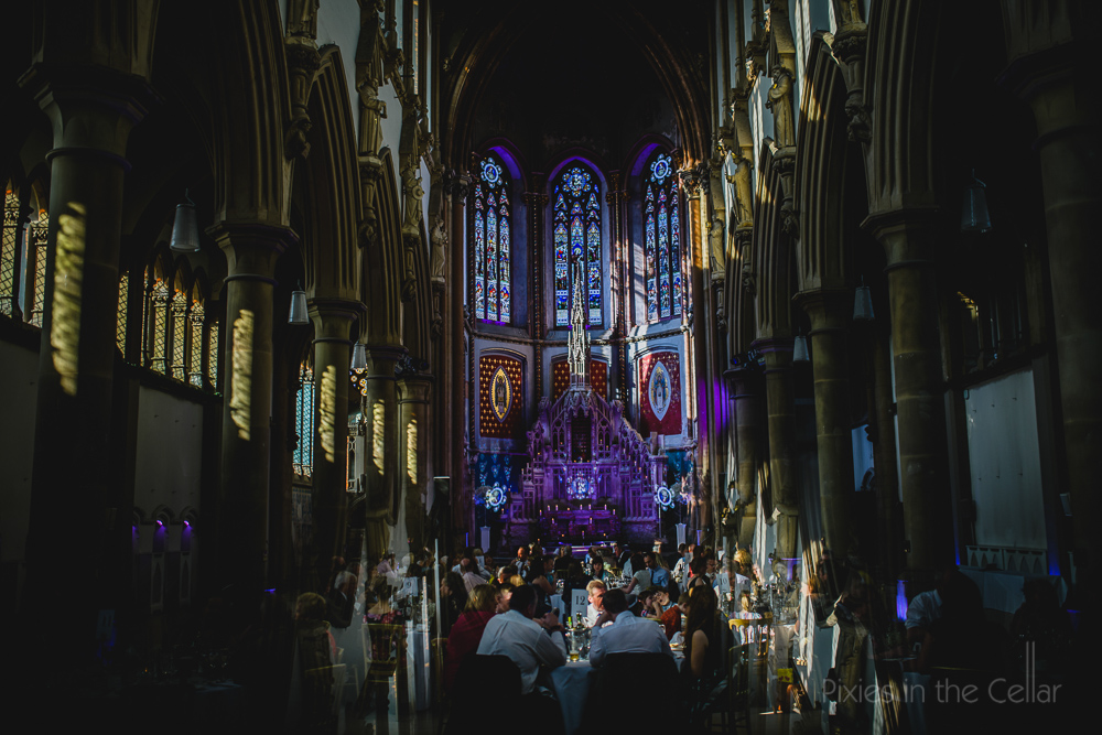Gorton Monastery Wedding Photography • Manchester