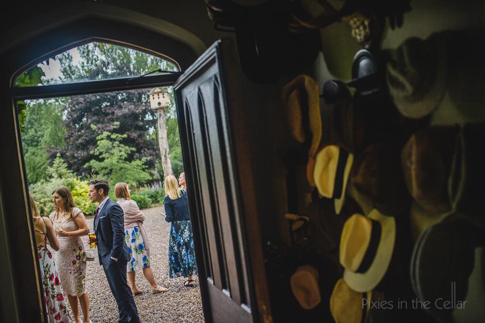 quirky UK wedding venues